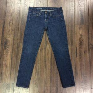 JCrew ankle Jeans